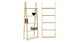 One Step Up Bookcase - Normann Copenhagen Shelving